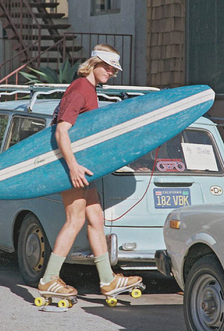 Salty's Bondi Beach Surfer