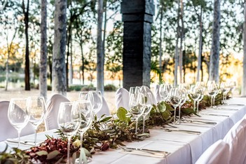 The Wine House Hunter Valley Wedding